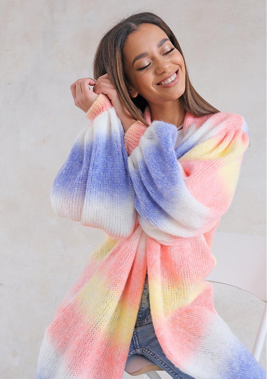 Co zrobić żeby sweter nie gryzł?